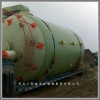 鋼廠燒結大型脫硫塔設計