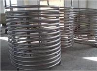 不銹鋼盤管安全使用法則以及不銹鋼盤管正常使用狀態 不銹鋼盤管
