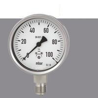 YTU100S 耐硫压力表 YTU-100S、YTU-150S