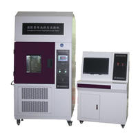 電腦溫控型電池擠壓針刺一體機 GX-5067-2CSM