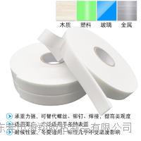 白紙管泡棉雙面膠