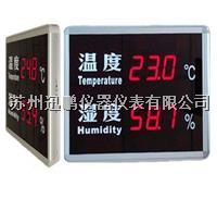 迅鵬WP-LD-TH30溫濕度顯示屏