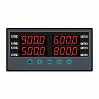 多通道數字儀表,多通道數顯儀表,迅鵬 WPD4