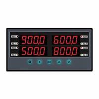 4-20mA溫濕度雙顯控制儀,迅鵬WPDAL WPDAL