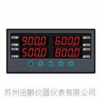 4通道數顯儀表,溫濕度數顯儀(迅鵬)WPD4 WPD4