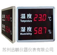 大屏流量顯示器/溫濕度看板(迅鵬)WP-LD-TH WP-LD-TH