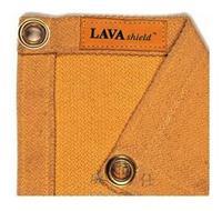 威特仕焊接勞保用品 金黃色玻璃纖維燒焊防護毯 50-3066