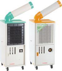 冬夏移動空調|移動式工業冷氣機 SAC-25A