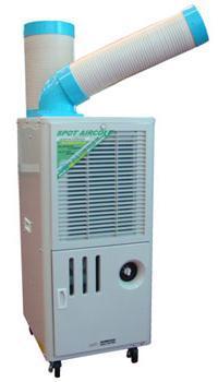 冬夏移動空調|移動式工業冷氣機 SAC-25D