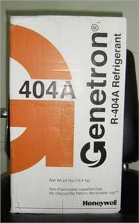 霍尼韋爾(原聯信Allied Signal)制冷劑 Honeywell Genetron Series Refrigerants Genetron 404A(R404A)