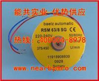 baelz RSM 63/8 SG電動閥小馬達