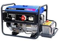 雅馬哈三相汽油發電機 EF5500TE 額定功率5.0kW大功率5.5kW EF5500TE