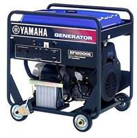 雅馬哈發電機 汽油發電機 8.5KW發電機 EF12000E EF12000E