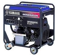 雅馬哈汽油發電機 日本進口發電機 三相發電機EF13000TE EF13000TE