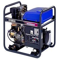 日本原裝進口雅馬哈單相電啟動EDA5000E 4.8KVA柴油發電機 EDA5000E