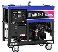 日本原裝進口雅馬哈 單相發電機 EDL11000E 8.8KVA柴油發電機 EDL11000E