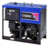 雅馬哈YAMAHA柴油發電機組EDL26000TE【額定21kw大23KVA】三相 EDL26000TE