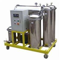 FR抗燃油專用不銹鋼濾油機