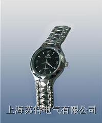 (單)不銹鋼石英手表式近電報警器 ST