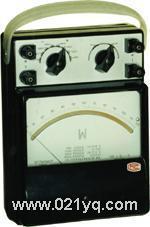 0.5級T77型電磁系交直流毫安/安培/伏特表 T77