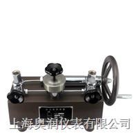 YJY-600压力表校验器(上海自动化仪表四厂)