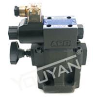 低噪聲型電磁溢流閥 S-BSG-10,S-BSG-10-V-3C3-R200-L