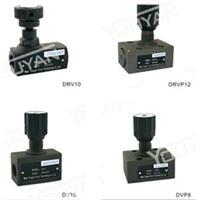 節流截止閥 DV10-3-10/V,DV12-1-10/V,DV30S2-10/V