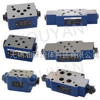疊加式單向閥 先導式 Z2SRK10-1-1X/V