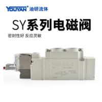 SMC型電磁閥 SY5120-4LZD-01 AC220V 插座式,SY5420-4LZD-01
