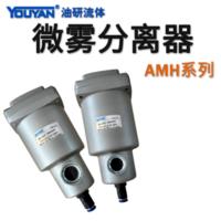 微霧分離器 AMH250-02 手動排水, AMH250-03 手動排水, AMH250-04 手動排水