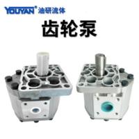 液壓齒輪泵 CBN-E520 單/花鍵 左/右旋, CBN-E525 單/花鍵 左/右旋
