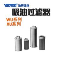 線隙式過濾器 XU-6x(80.100)-J, XU-10x(80.100)-J