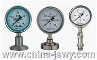 Y-M系列衛生型隔膜壓力表Y-100B-Z/MC Y-100B-Z/MC