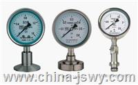 Y-M系列衛生型隔膜壓力表Y-100A-Z/Z/MH Y-100A-Z/Z/MH