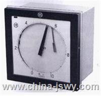 大型圓圖自動平衡記錄調節儀XQBJ-802 XQBJ-802
