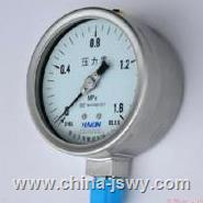 不銹鋼壓力表Y-100ZH Y-100ZH