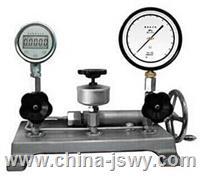 HD-YFT-20臺式油壓泵/手動液壓源/壓力校驗臺 HD-YFT-20