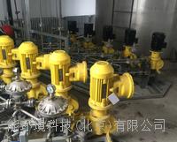 電廠加氨裝置 JY-S-2-Y-2-E-5-Y
