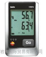 testo株式會社テストー_熱電偶溫度計溫度計_testo 176 T4 testo 176 T4