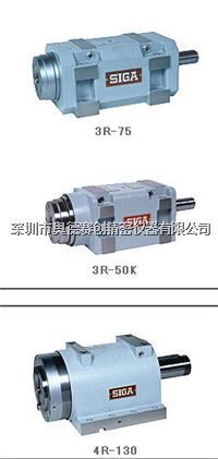 日本SIGA志賀鏜削主軸 8F-40 、3R-45-K、FA-4B-30