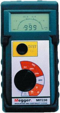 绝缘电阻测试仪 MIT220