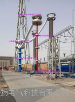 調頻式串并聯諧振耐壓高壓成套裝置 LYYD2000