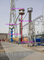 變頻式串并聯諧振耐壓試驗變壓器 LYYD2000