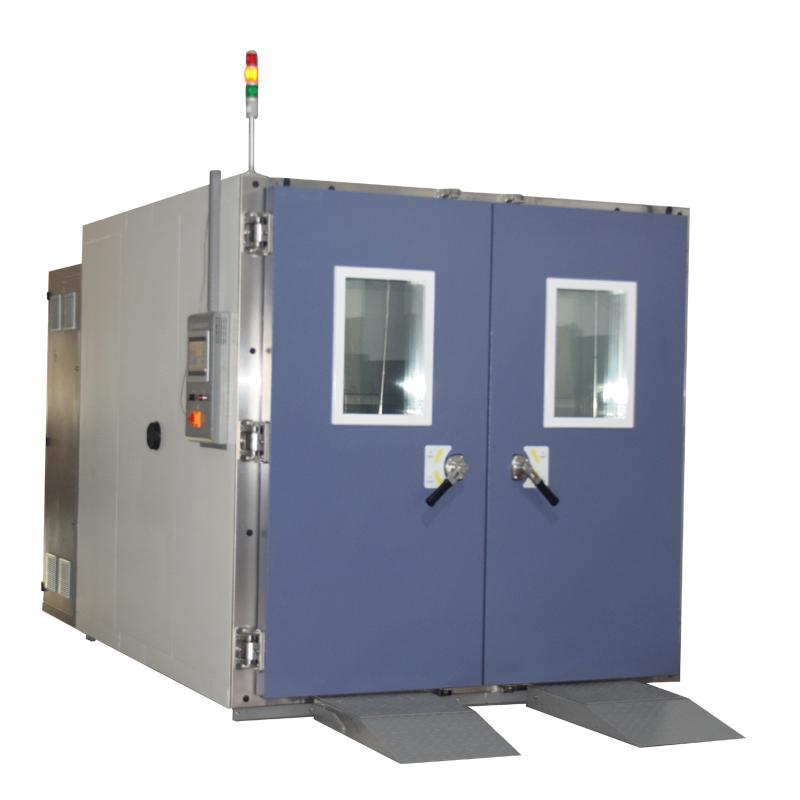 汽車行業使用步入式環境溫濕度環境老化試驗箱零下20攝氏度 WTH係列