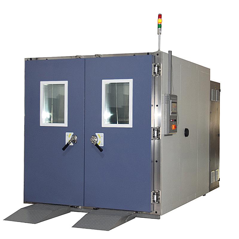 水冷式製冷係統步入式溫濕度汽車類產品檢測實驗室 WTH係列