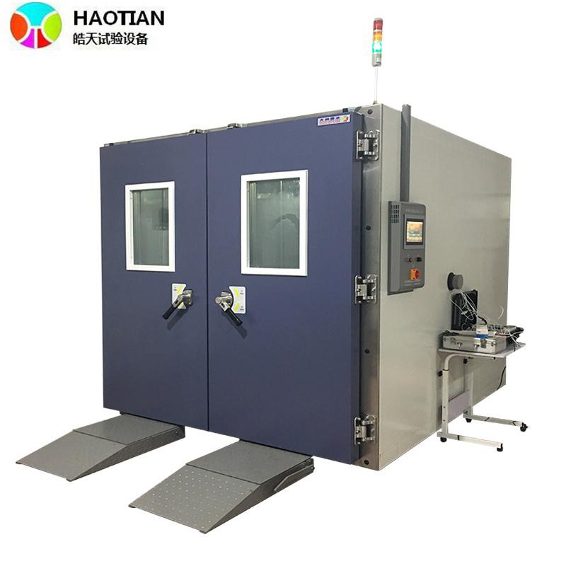 供應大型環境實驗艙汽車類產品檢測試驗溫濕度設備 WTH係列