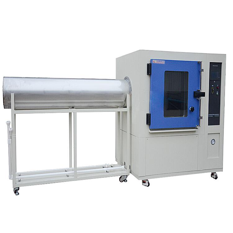 廠家直銷IPX34擺管式淋雨試驗箱直銷廠家 HT-IPX34