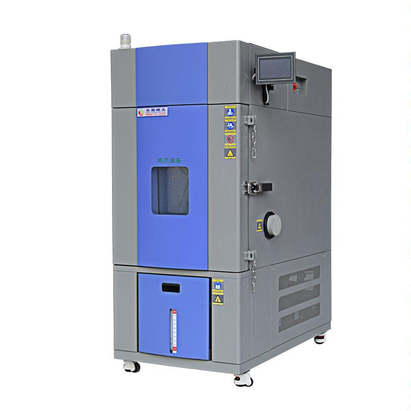 鋰電池防爆高低溫測試試驗機可編程低溫防爆老化機 THC-80PF-D