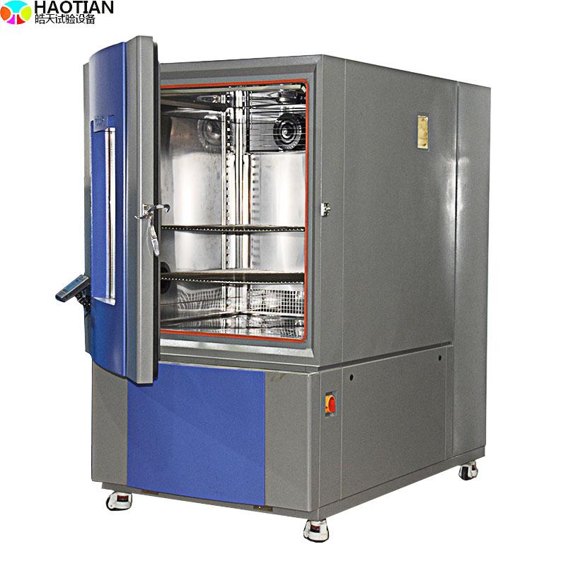 可編程式高低溫交變濕熱環境老化濕熱試驗箱參數列表 THC-1000PF