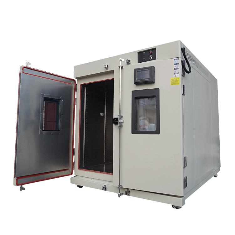 可編程式1800L交變濕熱試驗房控製係統直銷廠家